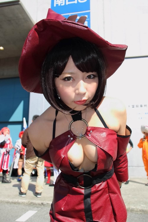 cosplay-cosplayer-ero-oppai-panchira-manko-futomomo-osiri-34.jpg