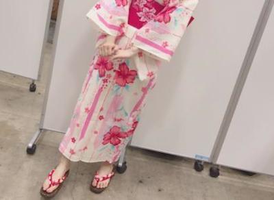 【エンタメ画像】【画像】HKT48 田中優香の「ゆかた越しのお●ぱいの膨らみ」がすげえええええええええええ