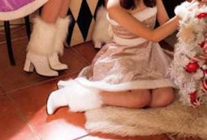 【エンタメ画像】《最新画像》欅坂46の「官能的サンタ衣装」がクッソエ□かわえええええええええええええ