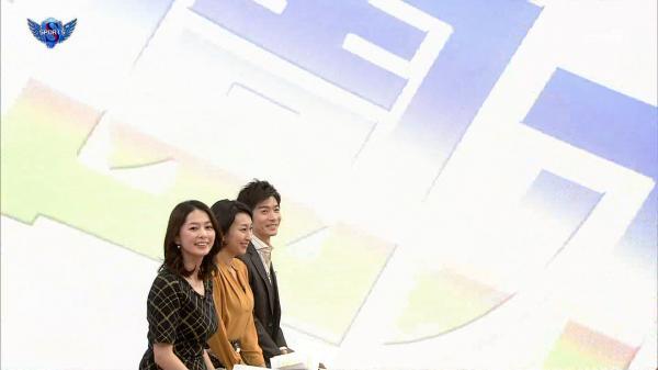 【エンタメ画像】《最新画像》NHK 杉浦友紀アナの「Gカップスイカップ」をご堪能下さい《12月17日・18日》