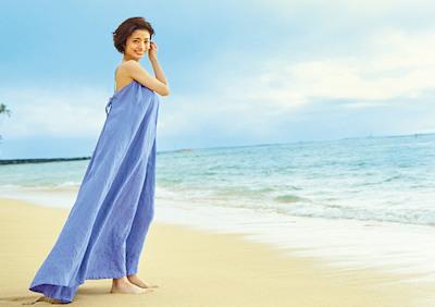 【エンタメ画像】上戸彩・長澤まさみ・新垣結衣・深田恭子、1年間無人島で暮らすなら誰?