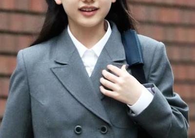 【エンタメ画像】【最新画像】芦田愛菜の制服姿がとてもJCには見えねえええええええええええええええ