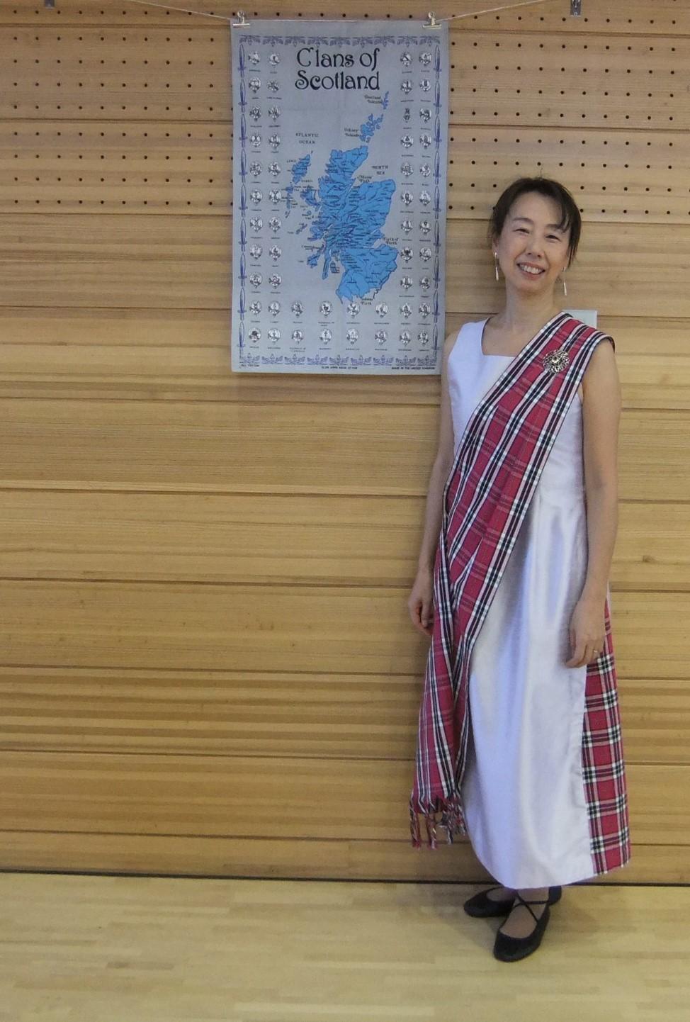 tartan dress (3)
