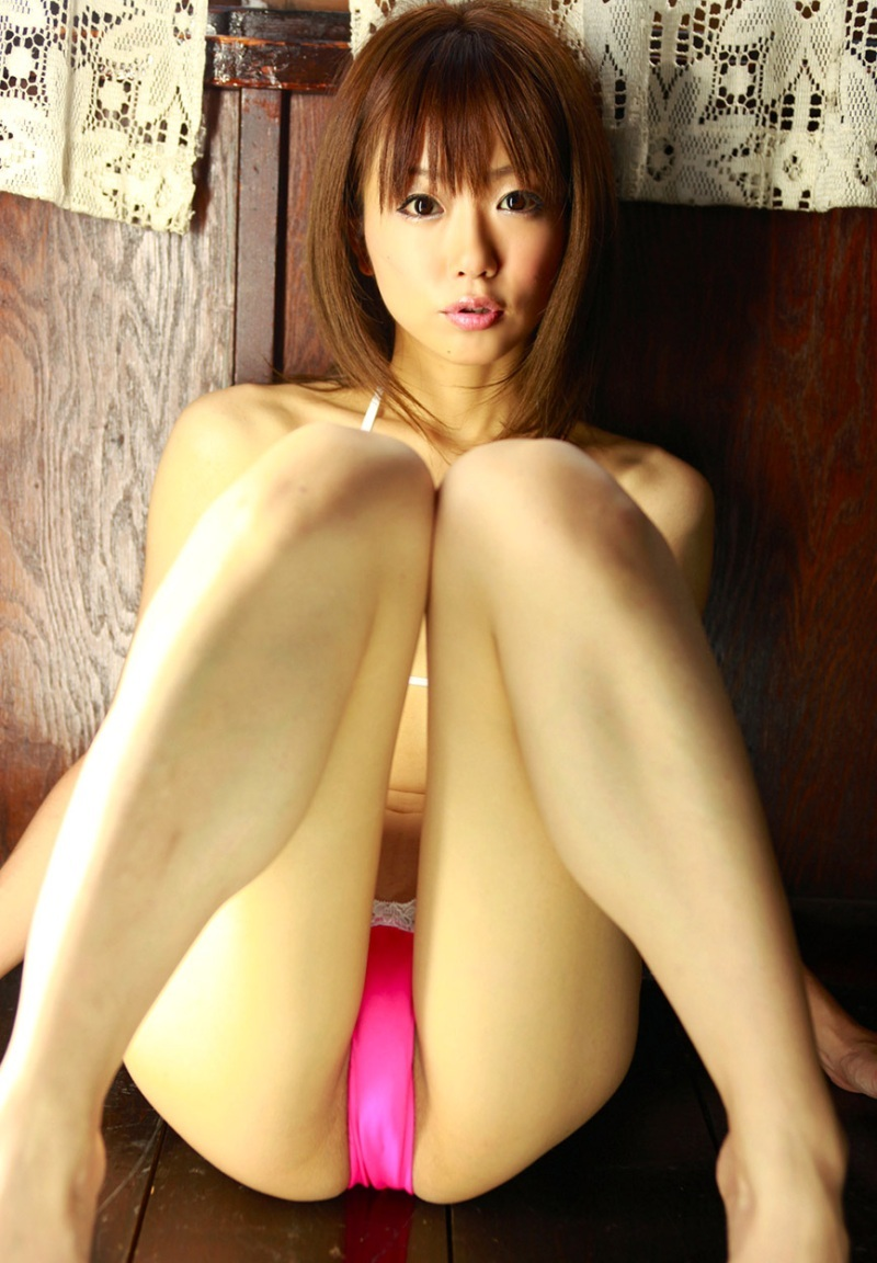 【No.5882】 膝立て / 二宮沙樹