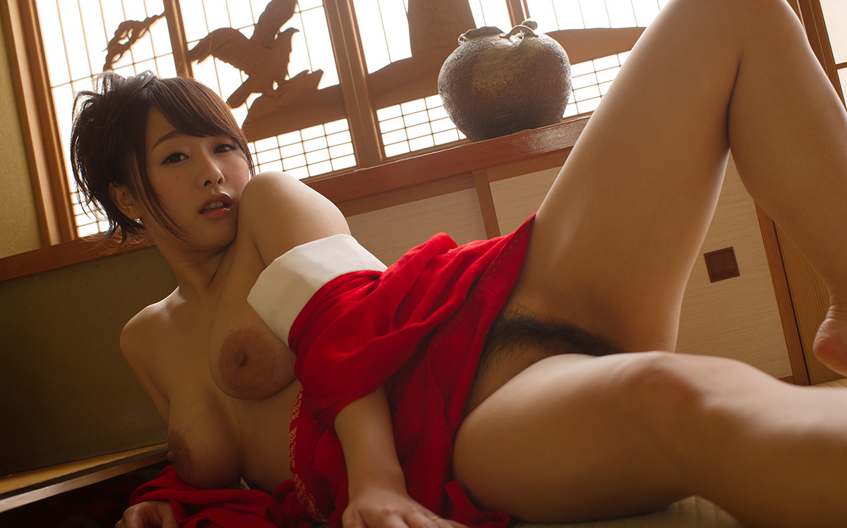 【No.32777】 Nude / 白石茉莉奈