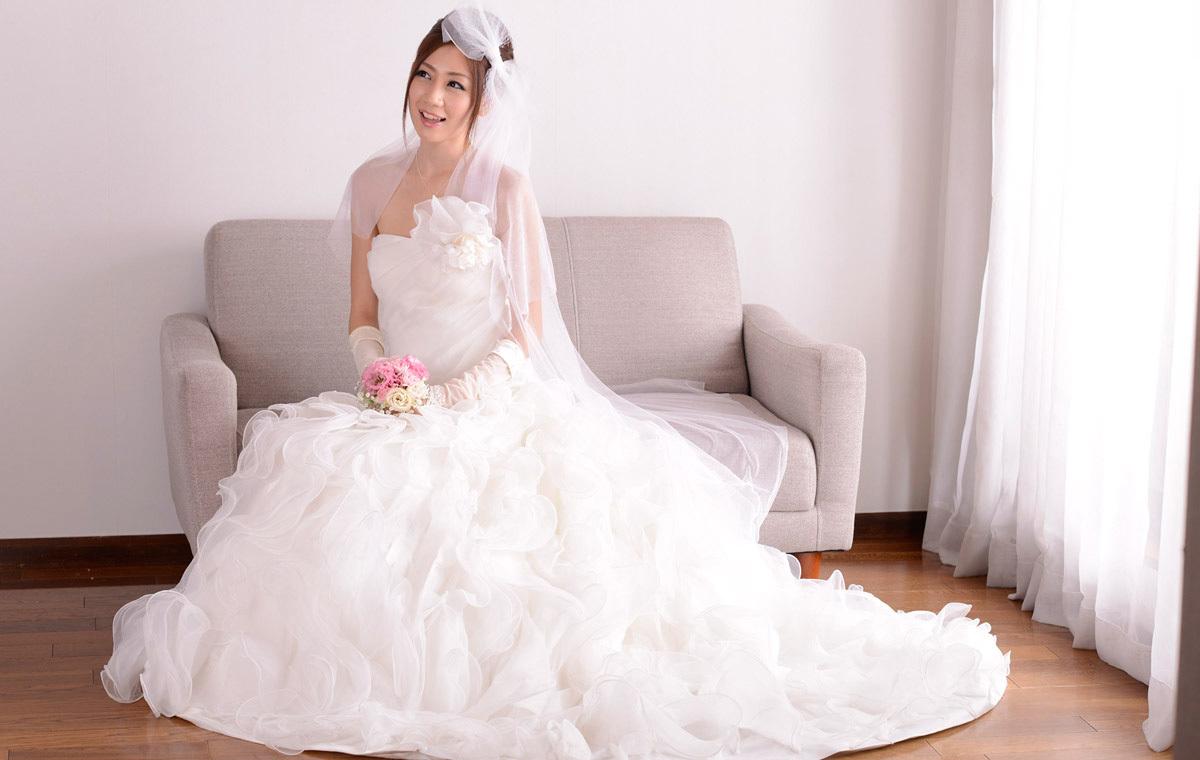 【No.33054】 ウェディングドレス / 前田かおり