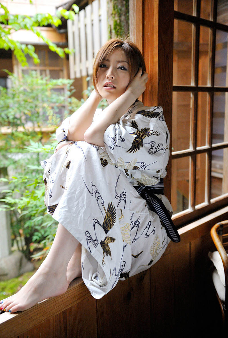 【No.33230】 浴衣 / 羽田あい