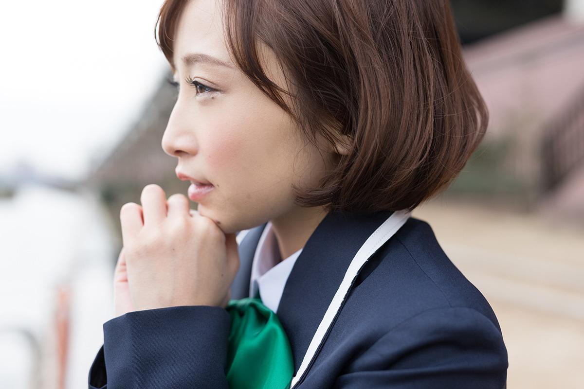 【No.33590】 横顔 / きみと歩実