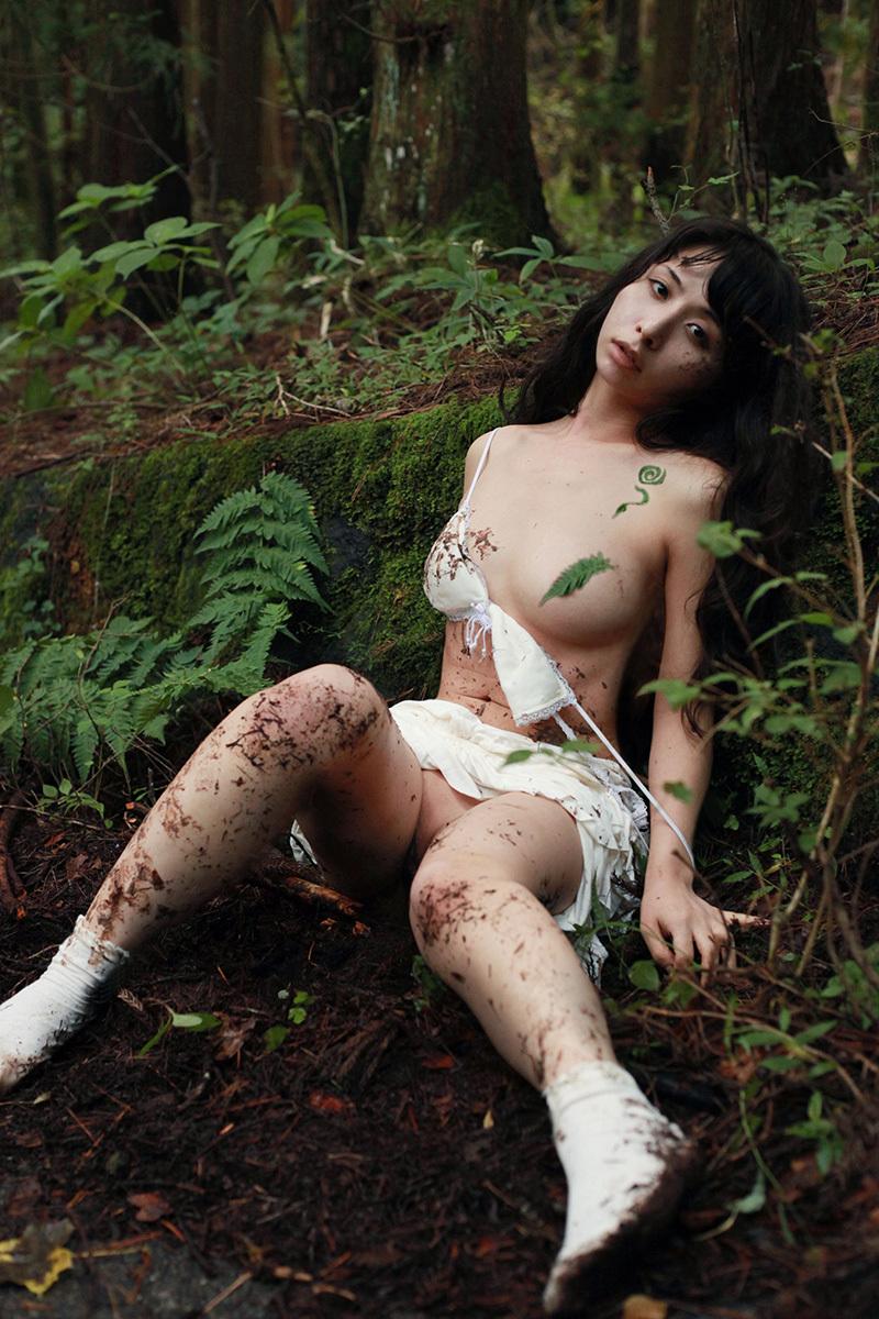 【No.33854】 Nude / 新井エリー