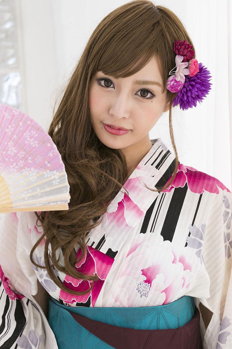 【No.33950】 浴衣 / 明日花キララ