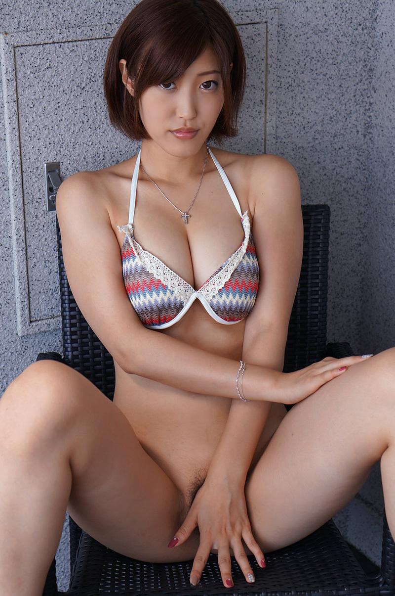 【No.35360】 谷間 / 水野朝陽