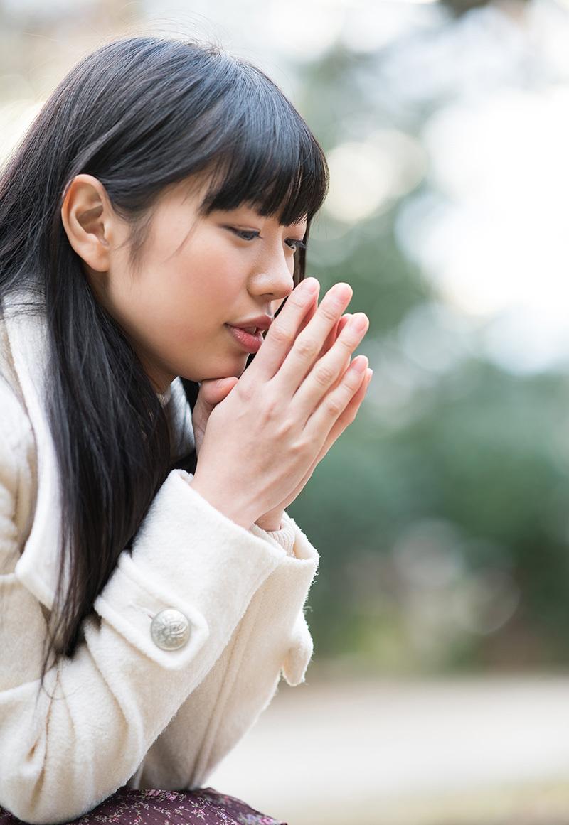 【No.35703】 横顔 / 桐谷まつり