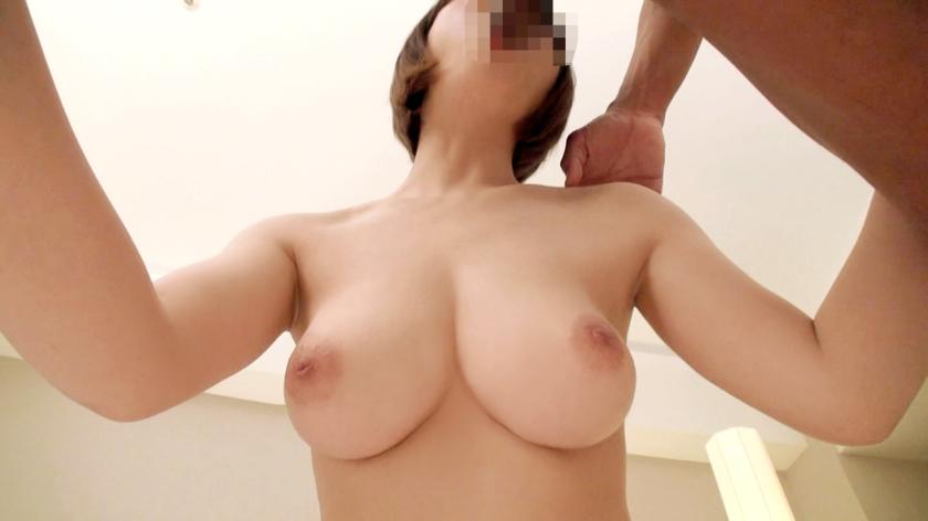 巨乳な陥没乳首がセックス中にぷっくら立ってくるエロい体の女がめちゃしこすぎるwwwwww