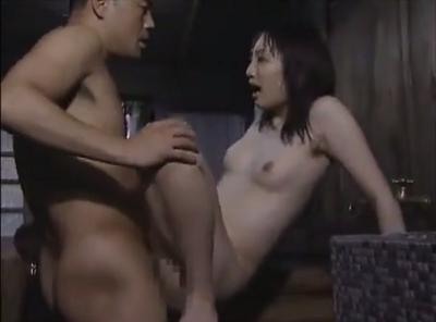 田舎のおばさんと中年男性が夫婦の秘め事の様に昭和の自宅で性交しまくる日活ロマン無料映画風のアダルト映像