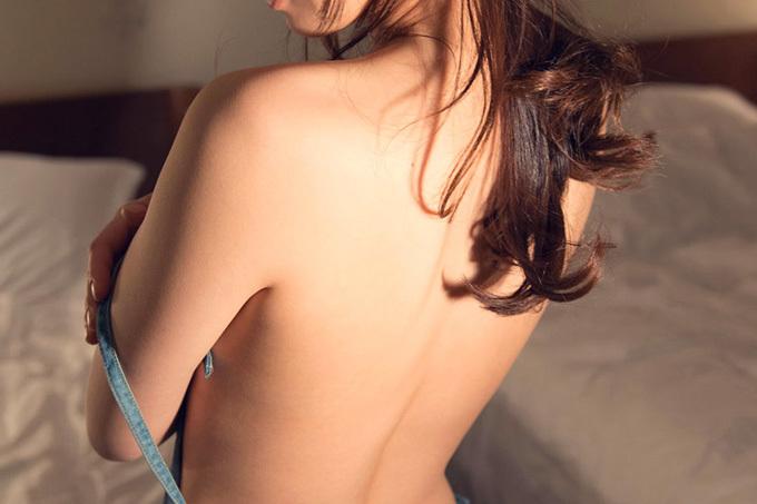 アダルト画像3次元 - 背中美麗!!!美しい背中裸体エロ画像