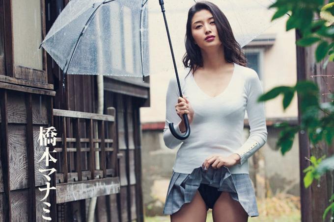 橋本マナミ(32)「見せてあげる…」⇒路上で晒した恥ずかしい熟女の羞恥プレイ…(※画像あり)