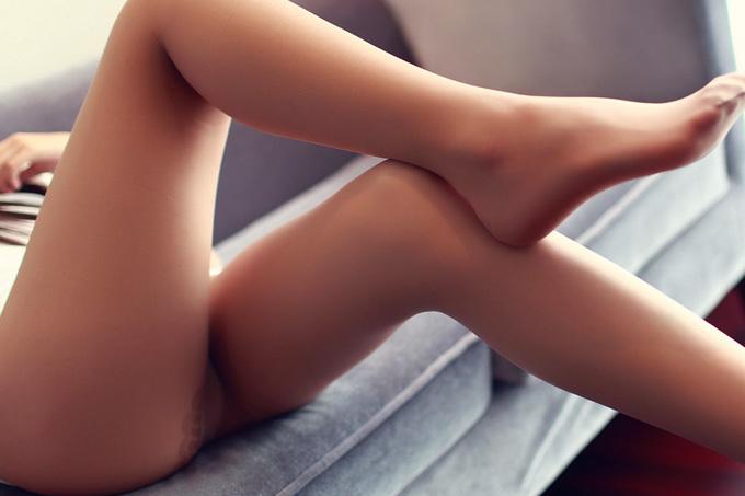 おっぱいもお尻もいいけど脚が好き…太ももフェチエロ画像