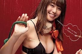 【画像あり】稲村亜美、凄い剛毛でドン引き…⇒アソコのおケケはみ出しグラビア…