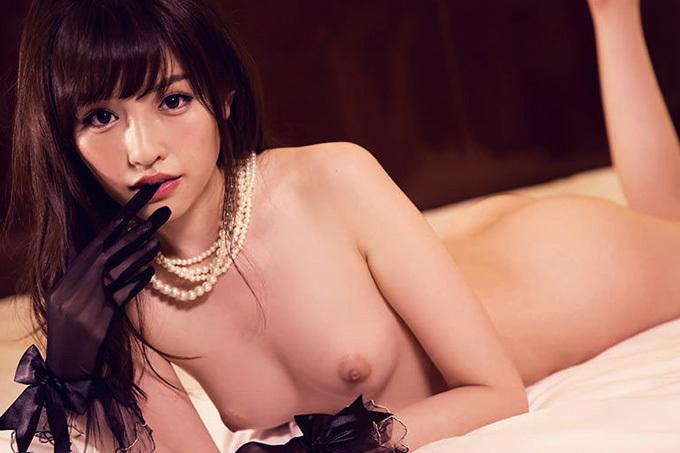 橋本ありな 9頭身のミラクル美裸身