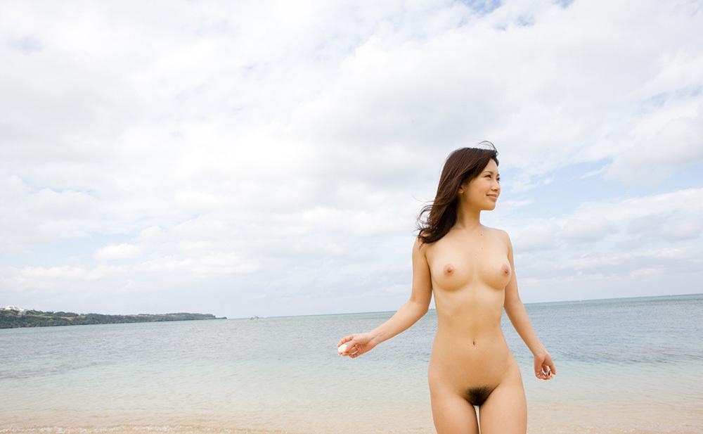 AV女優 海 グラビア 画像 2