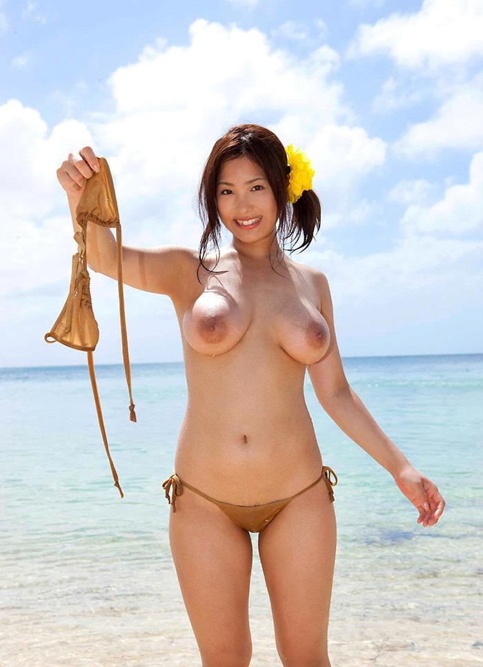 AV女優 海 グラビア 画像 21