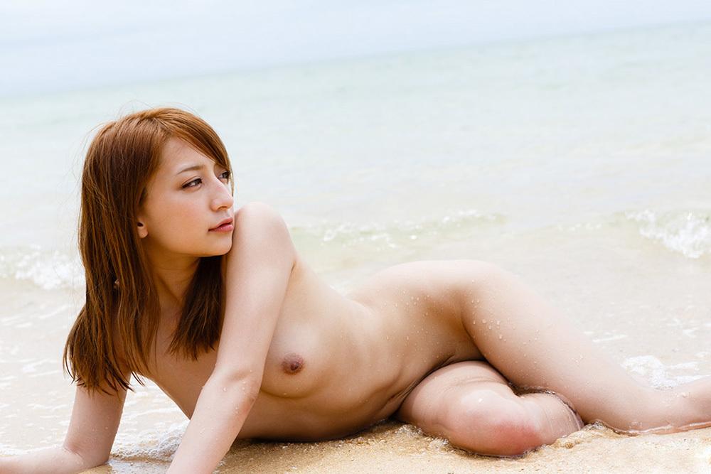 AV女優 海 グラビア 画像 33