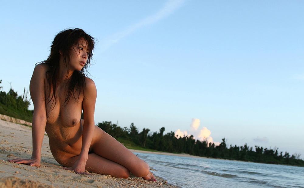 AV女優 海 グラビア 画像 47