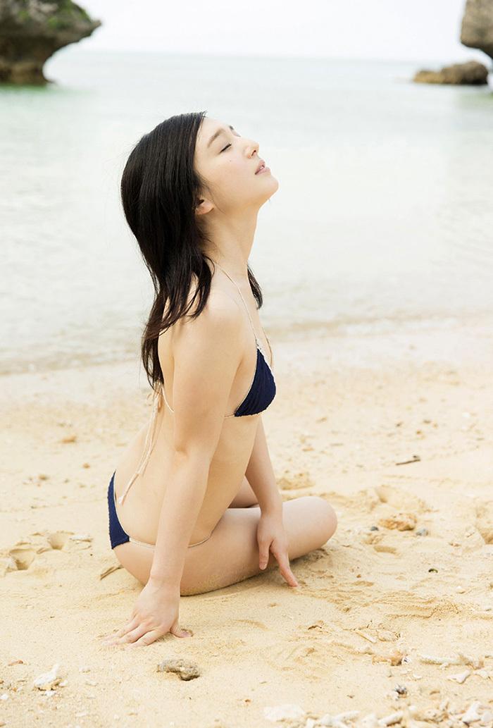 AV女優 海 グラビア 画像 71
