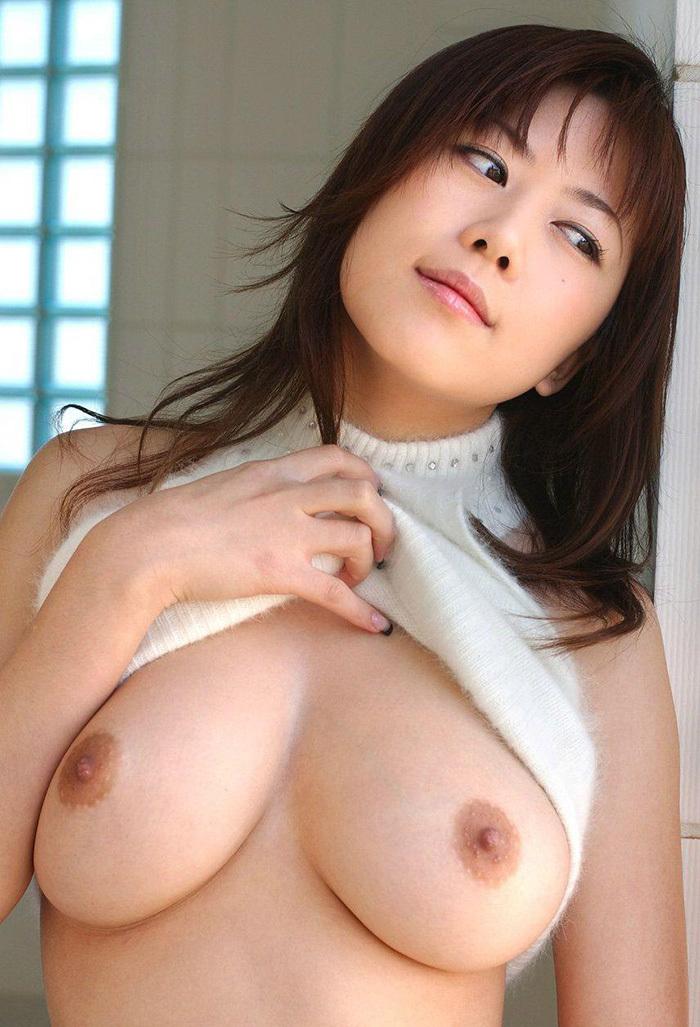 巨乳 ヌード 画像 125