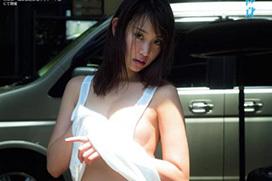 永尾まりや、恥辱のセミヌードを公開…AKB48卒業後は脱ぐしか仕事がないという現実…