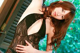超名作グラビア劇場 山口沙紀(29)の全身タイツ。画像×30