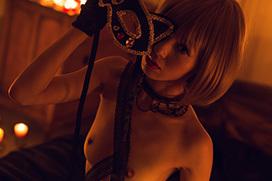 美麗グラビア × 希志あいの 仮面の女