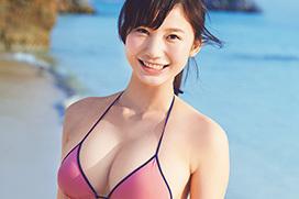 小倉優香が「リアル峰不二子」ボディでブレイク!