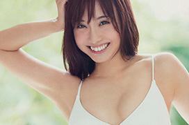 柴田阿弥 ヤル気と心意気の水着グラビア!
