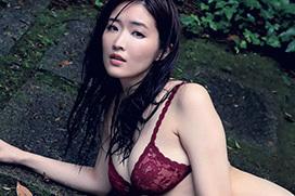 葉加瀬マイ 濡れる…超絶セクシーボディ!