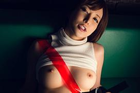 美麗グラビア × 里美ゆりあ 拘束