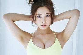 話題のバイセクシャル美女モデル大石絵理のエロ画像!こんな顔して両性愛者とはwww