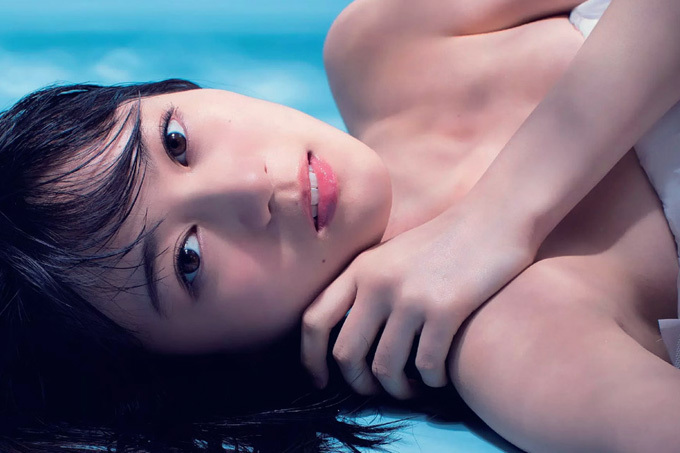 生田絵梨花 限りなく透明に近い美しさ。