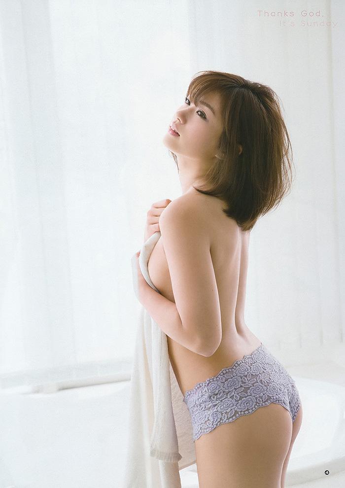 安枝瞳 お尻 画像 4