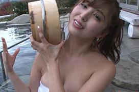 グラドル柳いろは、温泉で乳放り出す!さまぁ~ず三村のセクハラ餌食になるぞ・・・