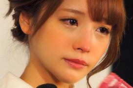 AV女優・桃乃木かなの泣き顔が可愛すぐる件