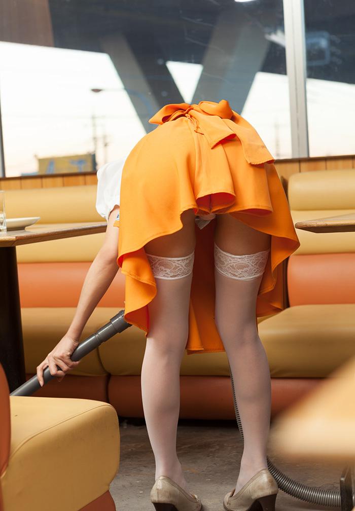 蓮実クレア メイド 画像 2