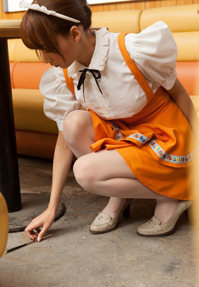 蓮実クレア メイド 画像 3