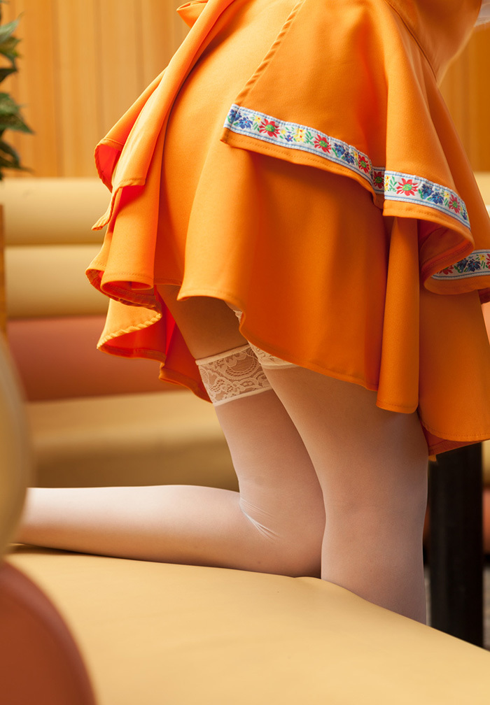 蓮実クレア メイド 画像 4