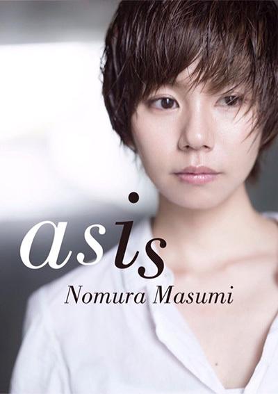 丸谷嘉長作品集 as is Nomura Masumi
