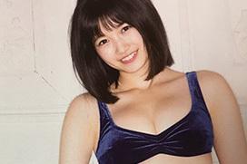 【画像あり】HKT48朝長美桜のわがままボディが凄まじい!
