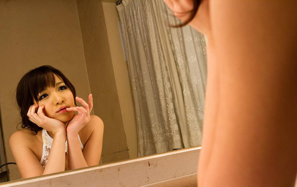 鏡 ヌード 画像 27