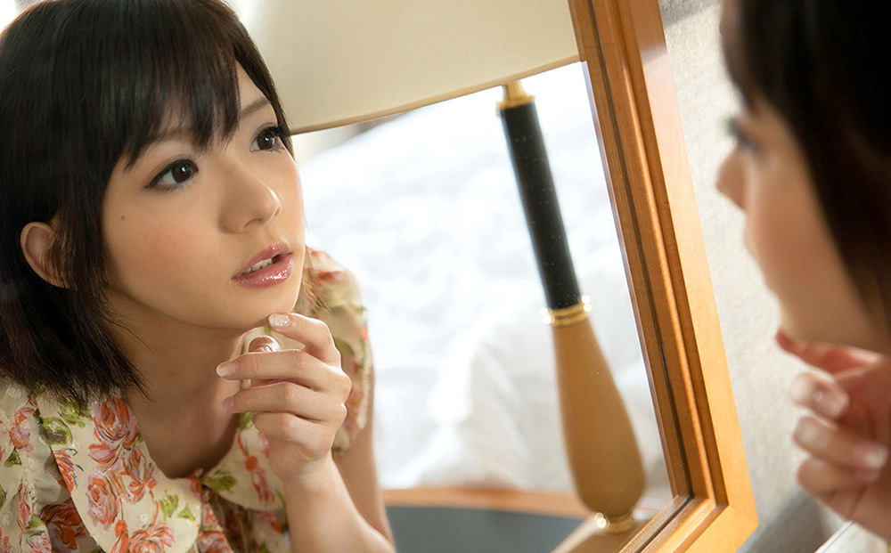 鏡 ヌード 画像 71