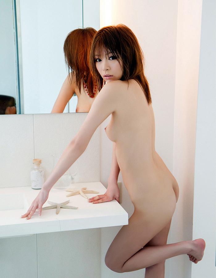 鏡 ヌード 画像 78