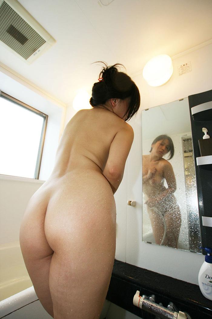 鏡 ヌード 画像 84